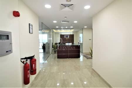 مکتب  للبيع في شارع الشيخ زايد، دبي - SPACIOUS|FURNISHED| VACANT