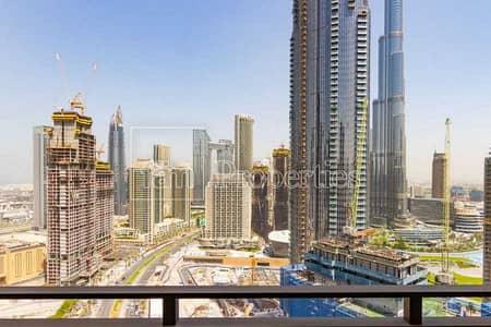 2 Bedroom Flat for Rent in Downtown Dubai, Dubai - BURJ KHALIFA VIEW|SPACIOUS|BEST LAYOUT