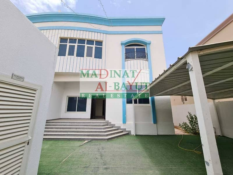 ALLURING INDEPENDENT 4 BEDROOM VILLA  WITH PRIVATE YARD IN MBZ