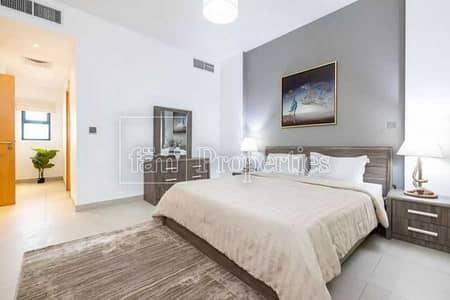 تاون هاوس 4 غرف نوم للبيع في نخلة جميرا، دبي - Stylish and Fully Furnished   Cornet Unit