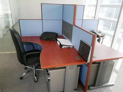 Furnished serviced office in Oberoi Business Bay