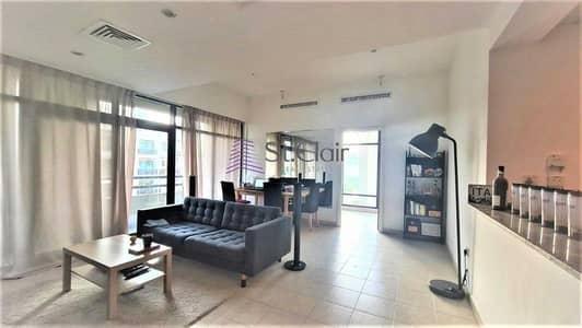 شقة 1 غرفة نوم للبيع في الروضة، دبي - 1Bedroom Plus study/Internal Road View/The Greens