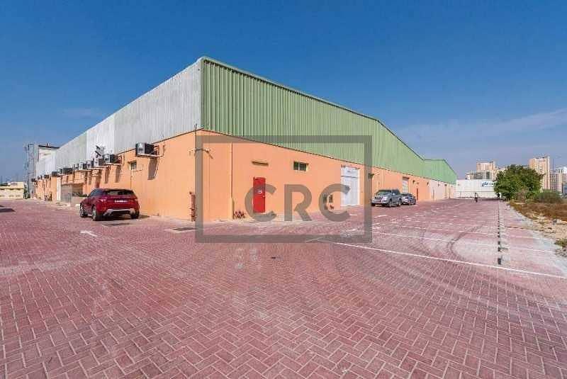 Full Facility Warehouse|Prime Location