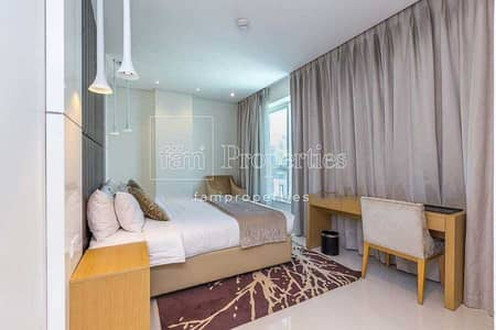 1 Bedroom Hotel Apartment for Sale in Business Bay, Dubai - Canal view  Spasious Huge One Bedroom Apartment 