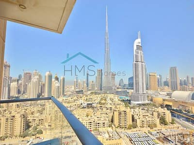 Exclusive | Stunning Burj View | Vacant on Transfer
