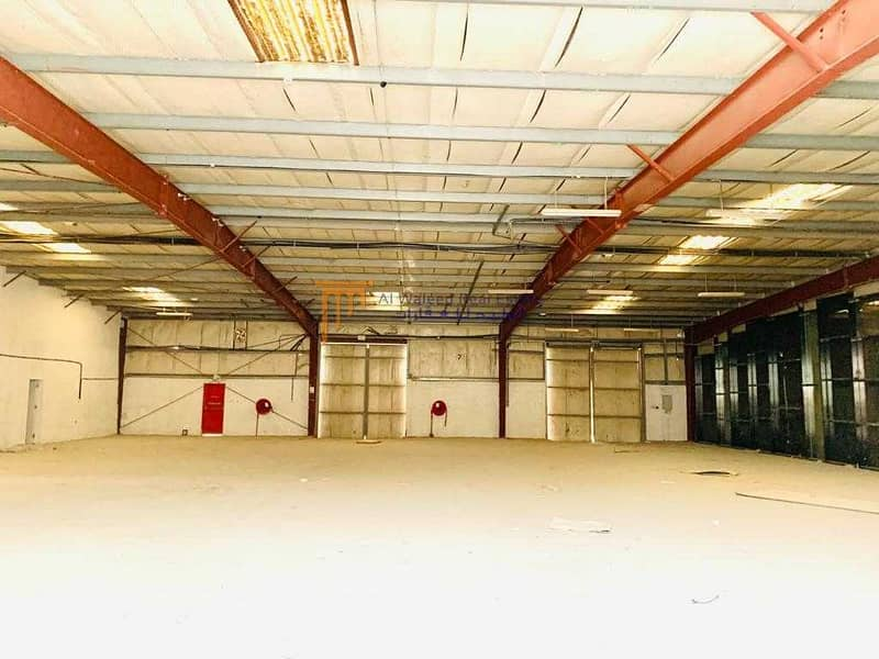Multiple  Warehouse with Various Sizes for rent!