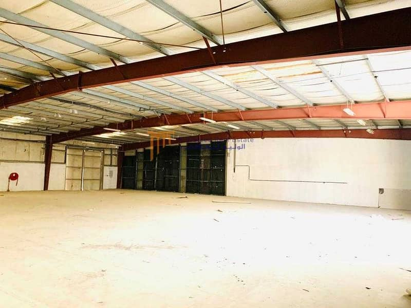 2 Multiple  Warehouse with Various Sizes for rent!