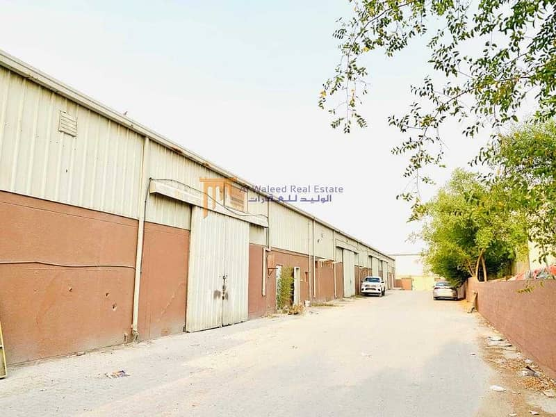 12 Multiple  Warehouse with Various Sizes for rent!