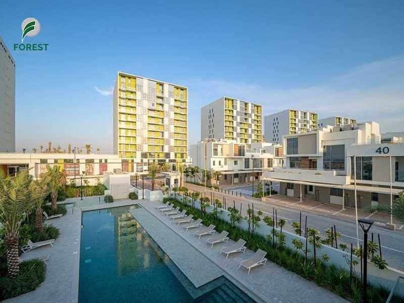Brand New | 2BR APT with Balcony | High Floor