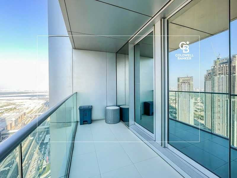 23 Sky Collection | High Floor | Full Burj and Fountain Views