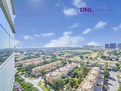 2 Bedroom Apartment for Sale in Dubai Sports City, Dubai - Amazing Layout | CHILLER FREE | Golf-Course View