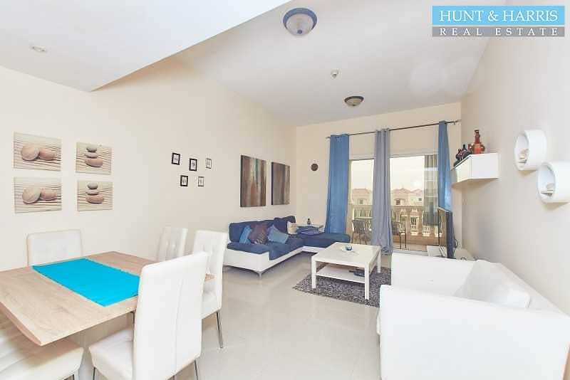 2 Fully Furnished Two Bedroom Apartment - Great Community