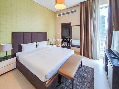 شقة 2 غرفة نوم للايجار في منطقة الكورنيش، أبوظبي - Stunning Sea View | Spacious | Well Maintained