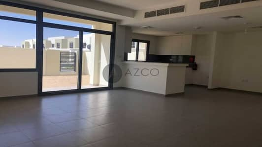 3 Bedroom Townhouse for Sale in Town Square, Dubai - Single Row | Type 1 | 3BR Townhouse