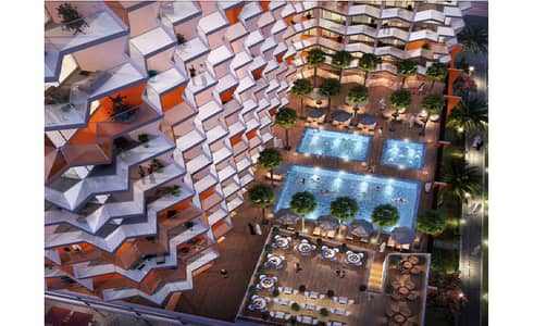 Special opportunity in Silicon Oasis with attractive price and payment plan