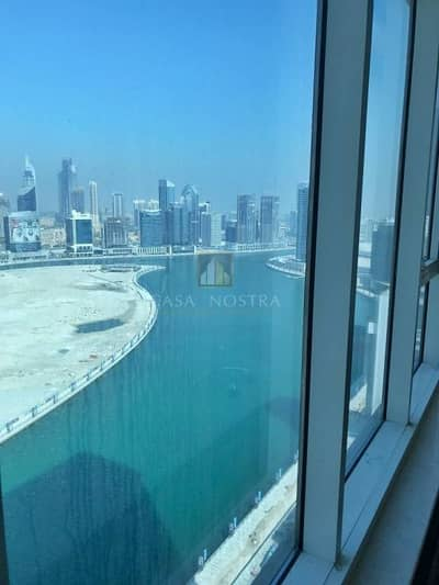 Full Canal  &  Burj View I Fitted Office