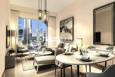 تاون هاوس 3 غرف نوم للبيع في وسط مدينة دبي، دبي - Burj Khalfia View   Duplex   Private Garden