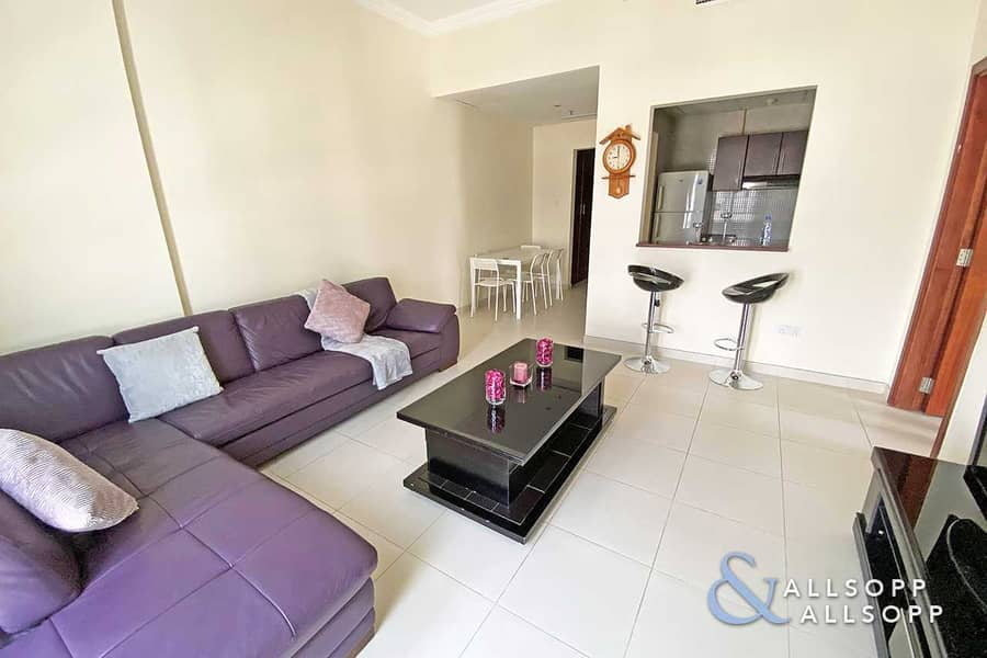 One Bedroom | Fully Furnished | Canal View