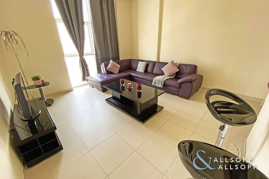 2 One Bedroom | Fully Furnished | Canal View