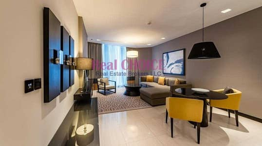 1 Bedroom Hotel Apartment for Rent in Sheikh Zayed Road, Dubai - Free Utility Bills    Convenient Location