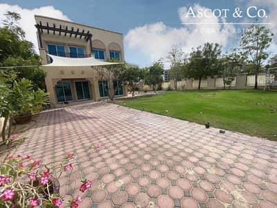 2 Bedroom Villa for Sale in Jumeirah Village Triangle (JVT), Dubai - AMAZING LUSH GARDEN |MASSIVE CORNER PLOT
