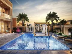 فیلا في ايستيرن ريزيدنس فالكون سيتي أوف وندرز دبي لاند 5 غرف 2539000 درهم - 5303696
