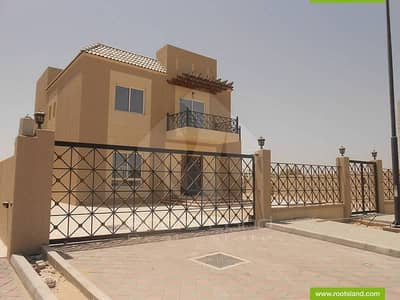 Brand New Spacious Villa in Living Legends. Ready to Move In