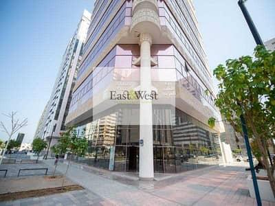مکتب  للايجار في الزاهية، أبوظبي - Office on the main Road