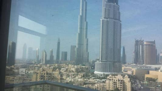 Spacious 2 Bedroom Apartment With Full Burj Khalifa View
