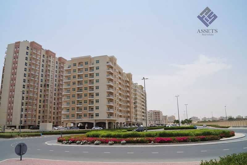 Big Balcony | Spacious Layout | Maintained