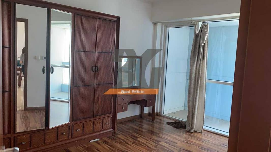Semi-Furnished 1 bedroom in Saba Tower