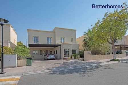 4 Bedroom Villa for Rent in The Lakes, Dubai - Upgraded | Next to Pool & Park | Available Now