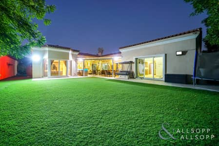 4 Bedroom Villa for Sale in Green Community, Dubai - Exclusively Listed   Quiet   Close to Pool