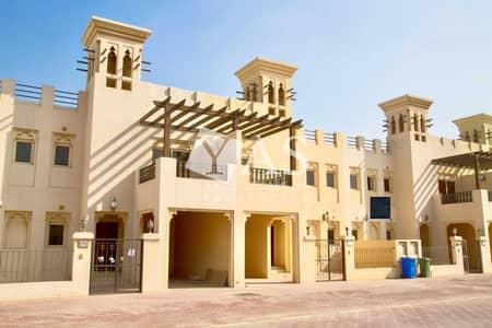3 Bedroom Townhouse for Rent in Al Hamra Village, Ras Al Khaimah - Beautiful   3 Bedrooms   Type H townhouse