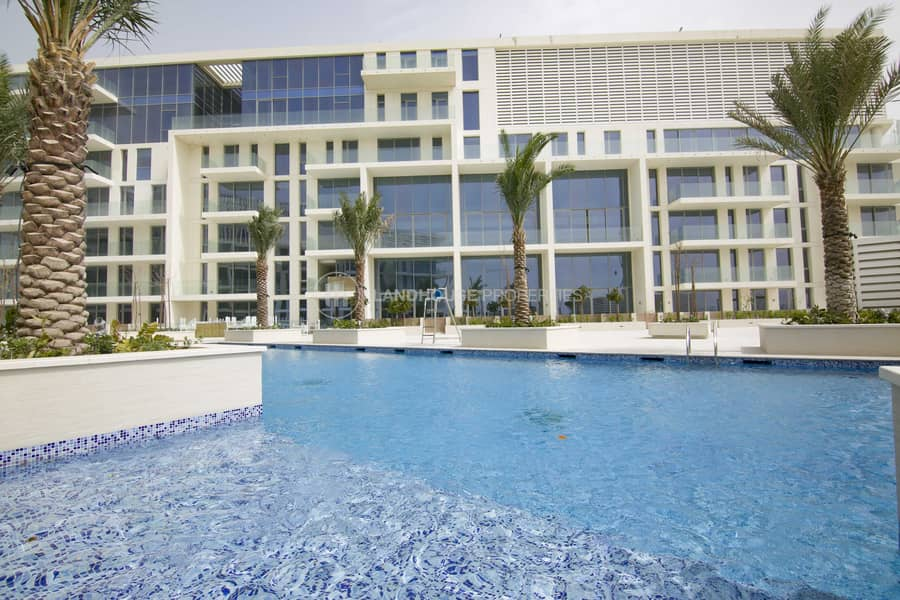 Partial Sea View !!! Brand New  1BHK Loft Apartment