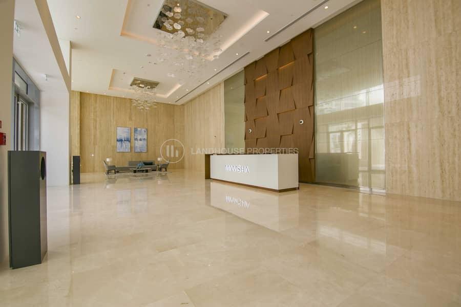 2 Partial Sea View !!! Brand New  1BHK Loft Apartment