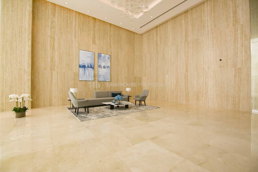 4 Partial Sea View !!! Brand New  1BHK Loft Apartment
