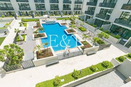 شقة 2 غرفة نوم للايجار في قرية جميرا الدائرية، دبي - Exclusive | Free Chiller | Pool View 2BR Apt