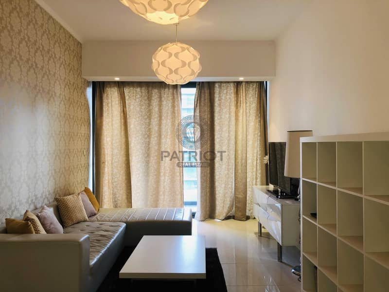 2 Well Maintained l Bright Unit l Fully Furnished l Marina Views