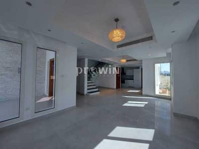 تاون هاوس 4 غرف نوم للبيع في قرية جميرا الدائرية، دبي - ITALIAN DESIGNED TOWNHOUSE      BEST PRICE