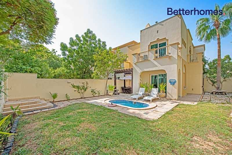 Fully Furnished | Park View | Upgraded | Pvt Pool