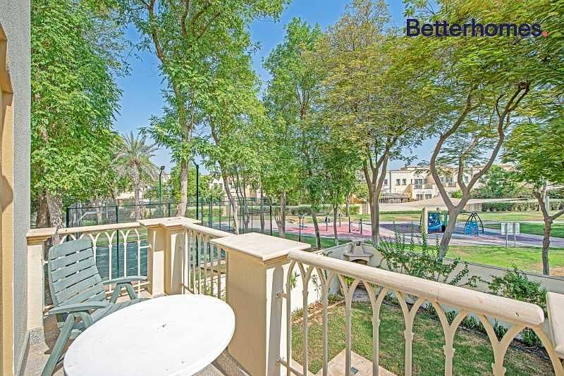 18 Fully Furnished | Park View | Upgraded | Pvt Pool