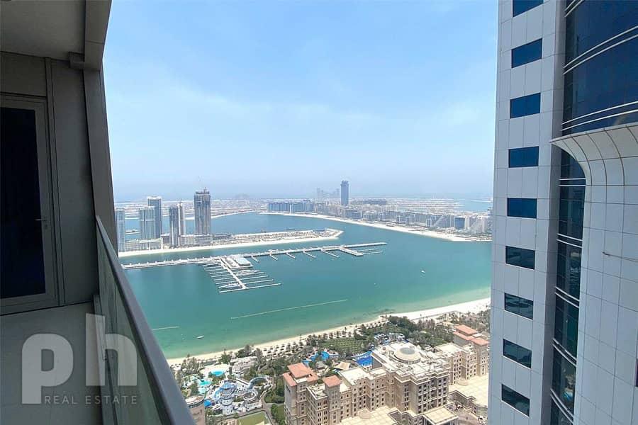 2 Bed | High Floor | Beautiful Sea View.