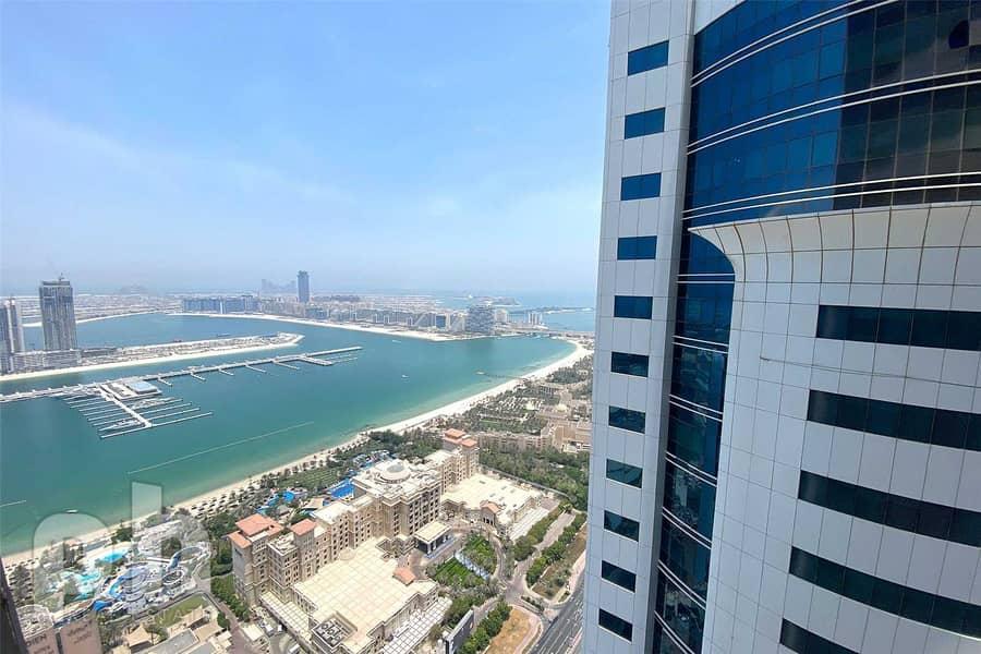 10 2 Bed | High Floor | Beautiful Sea View.