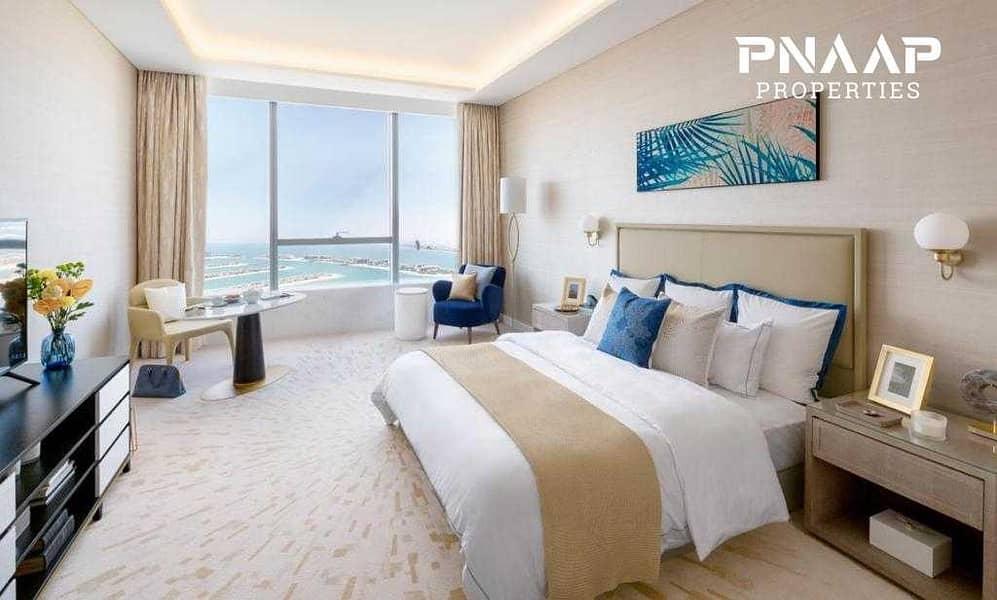 شقة في برج النخلة نخلة جميرا 1 غرف 3000000 درهم - 5304208