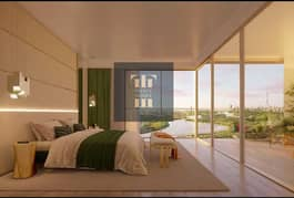 شقة في ريجاليا ديار الخليج التجاري 1 غرف 991000 درهم - 5304230