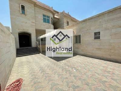 فیلا 7 غرف نوم للايجار في المشرف، أبوظبي - Huge 7 Bedroom Villa in Mushrif