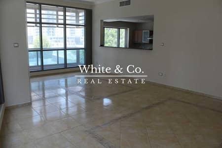 1 Bedroom Flat for Rent in Dubai Marina, Dubai - HUGE BALCONY