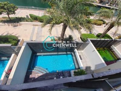 تاون هاوس 4 غرف نوم للايجار في شاطئ الراحة، أبوظبي - Experience a relaxing lifestyle for 4BR Townhouse