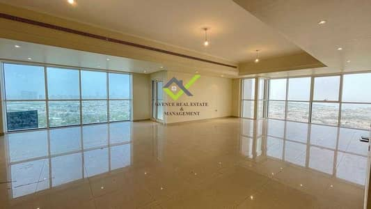 4 Bedroom Apartment for Rent in Corniche Area, Abu Dhabi - Majestic 4BR +Maids Room| Open View in 4 Pays